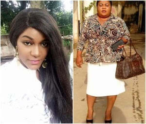 'I Never Reach Your Level, Try Buhari' – Queen Nwokoye's reply to follower who begged her for 500k