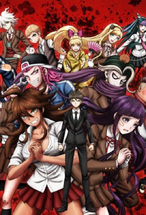 Descargar Danganronpa 3: The End of Kibougamine Gakuen - Kibou-hen [Ova][Sub Español][MEGA] HDL]