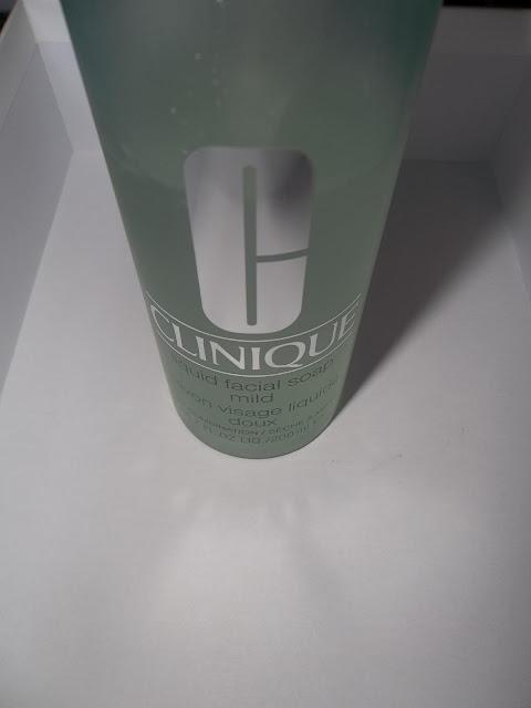 Savon Visage Liquide Doux Sèche à Mixte - Clinique