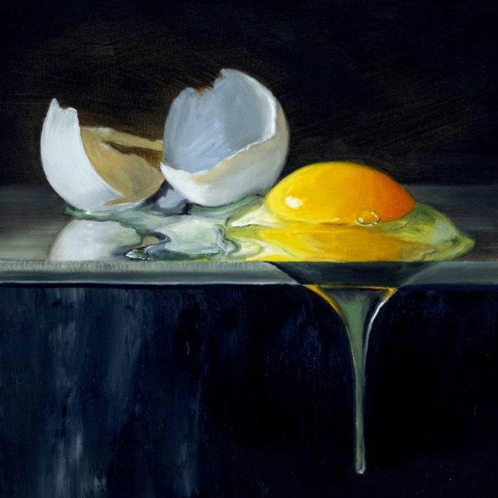 Гиперреалистичные картины. Lorn Curry