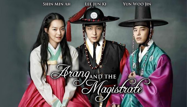 Drama Korea Arang And The Magistrate Subtitle Indonesia