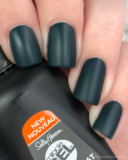 Sally Hansen Jealous Boyfriend