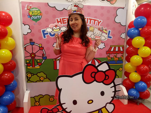 Hello Kitty Fun Carnival