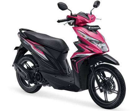 Harga All New Honda Beat eSP