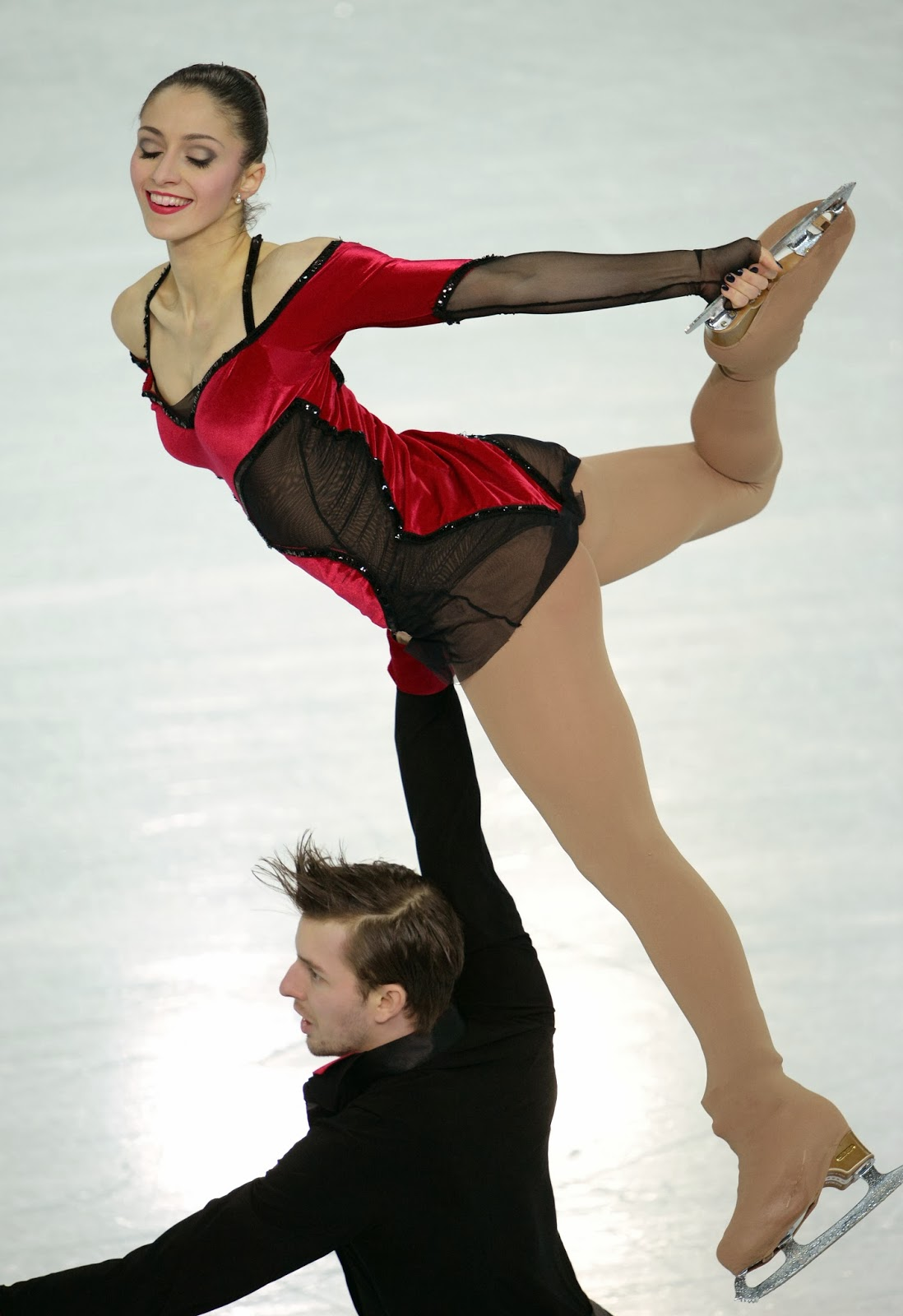 Sochi Olympics Russia Won Gold Medal In Figure