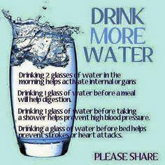 Daily water requirement, daily water intake, secret to drinking more water, how to drink more water, cleanse, how water helps the body, vanessamc246, the butterfly effect, change one thing change everything.