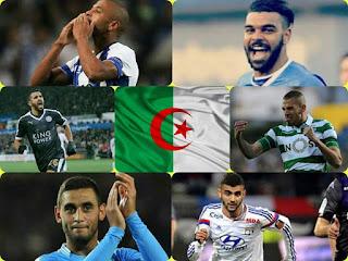 سبعة من محترفينا سيلعبون رابطة أبطال أوروبا هذا الموسم في سابقة تاريخية