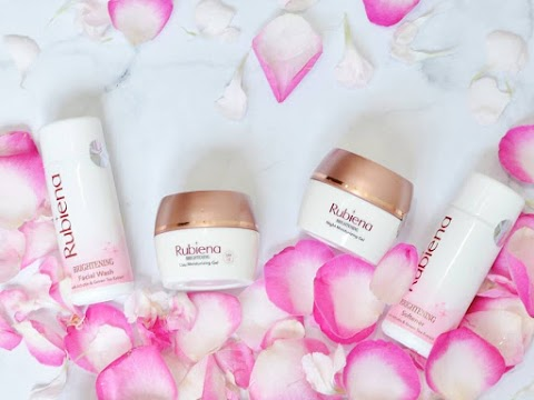 Review Rubiena Beauty Brightening Series di Kulit Acne Prone