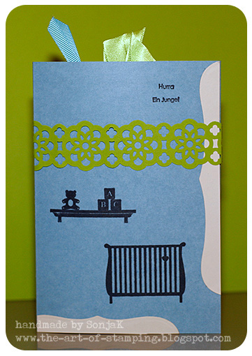 Stampin up Minialbum
