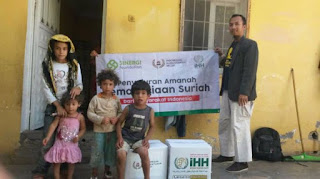 Syiah Memfitnah Lembaga Kemanusiaan untuk Suriah, Ini Jawaban IHR