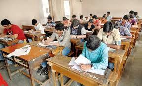 यूपी बोर्ड परीक्षा: वाराणसी में छात्र ने उत्तर पुस्तिका फाड़ी