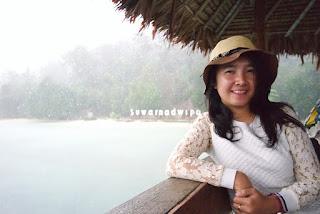 dermaga pulau suwarnadwipa beach club resort padang