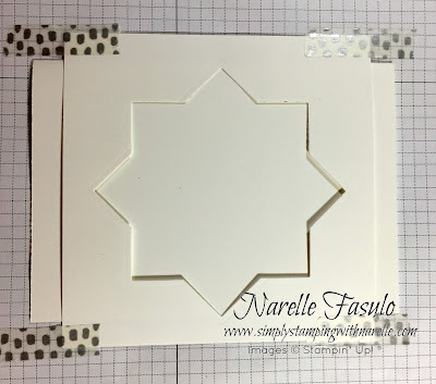 Make  stamping wreath cards a whole lot easier with this template.