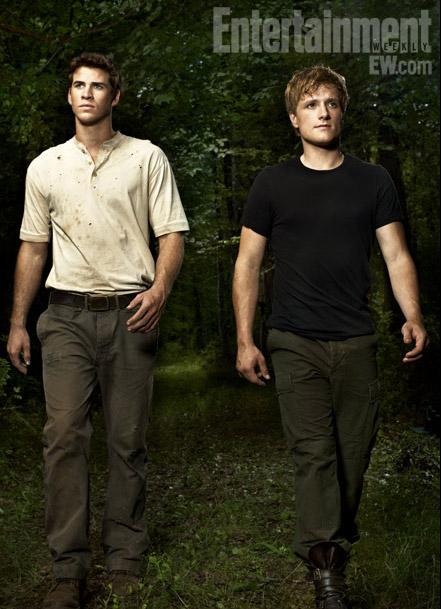 'Los juegos del Hambre' ('The Hunger Games')