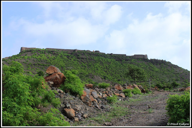 Malhargad Fort (also known as Sonori Fort)