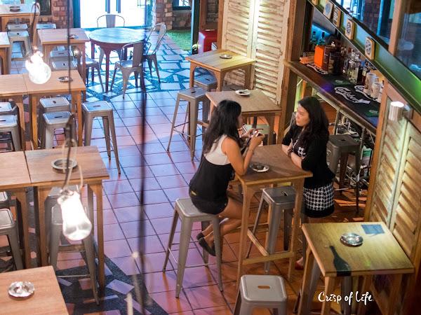 Talk Talk Wine Bar & Lounge @ Bangunan Lip Sin, Penang