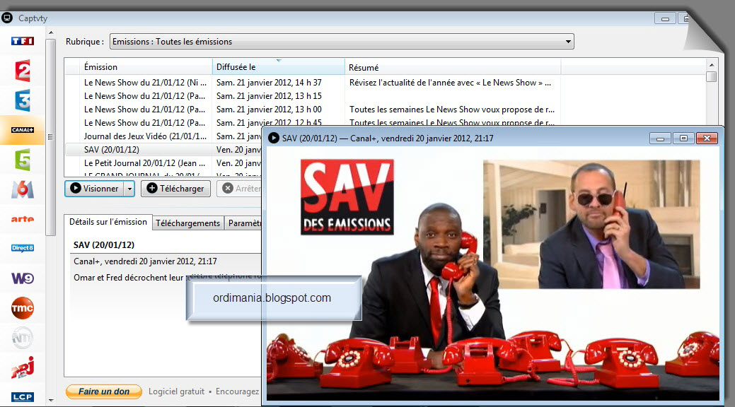 Telecharger Logiciel Tv Jsc Sport Gratuit Download