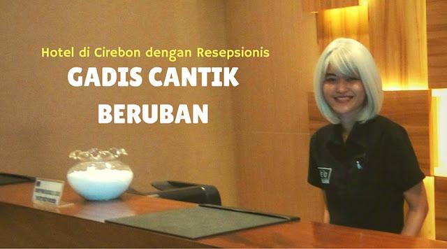 Resepsionis Hotel di Cirebon yang Cantik