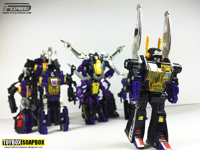 transformers insecticons g1 fanstoys mercenary