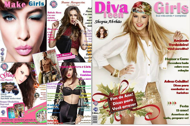 Revistas Girls