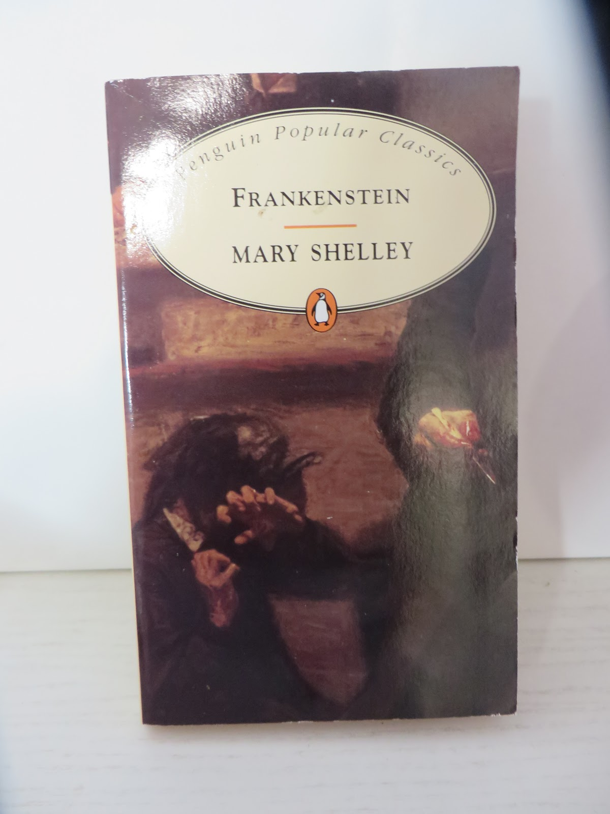 mary shelley s frankenstein a review