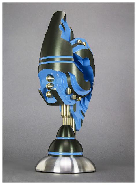 Metal art, cnc art, metal sculpture, Bronze aluminum art, powder coating