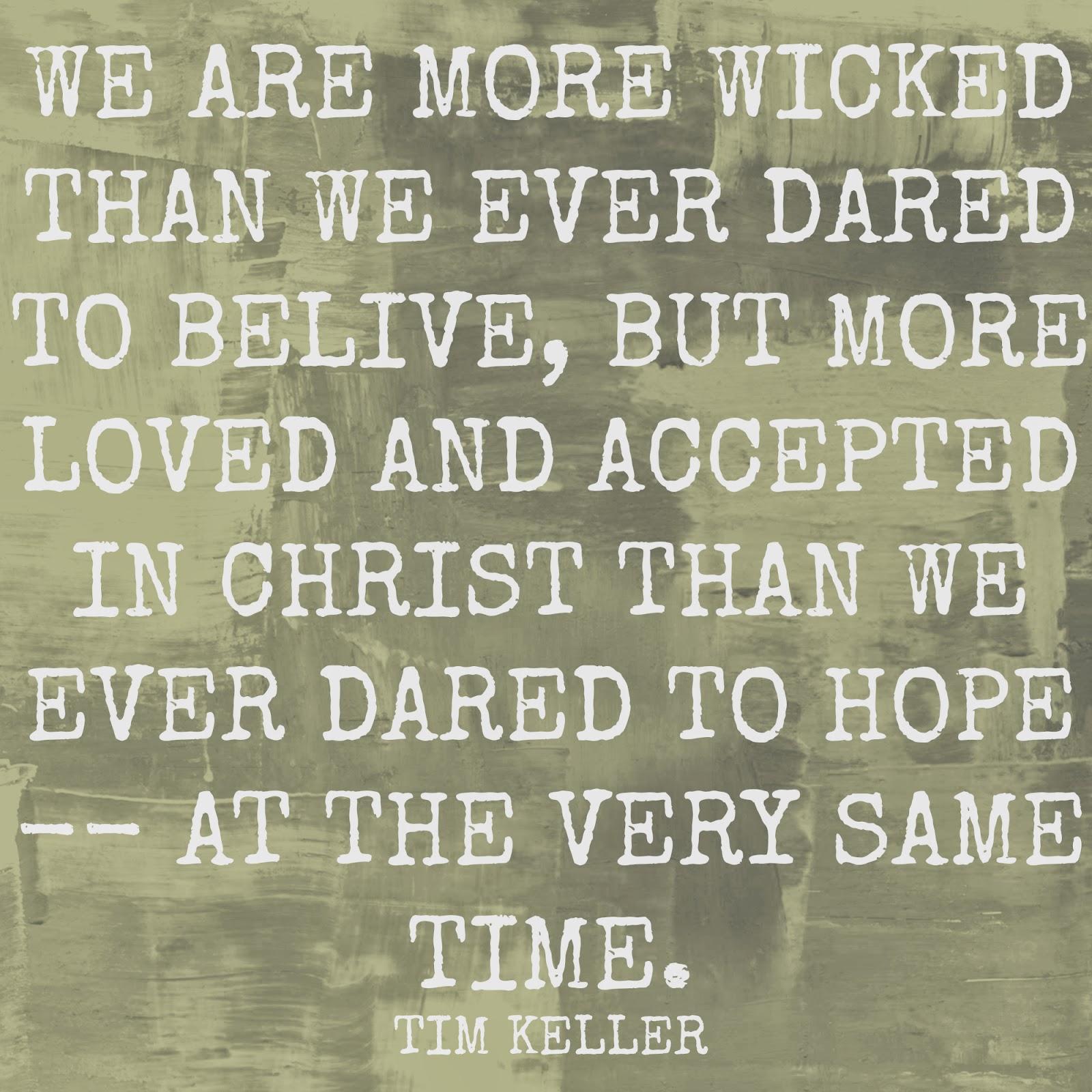 Tim Keller Quotes On Work: Tim Keller Quotes On Grace. QuotesGram