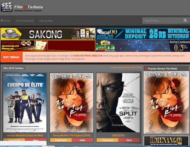 Situs Download Film Korea