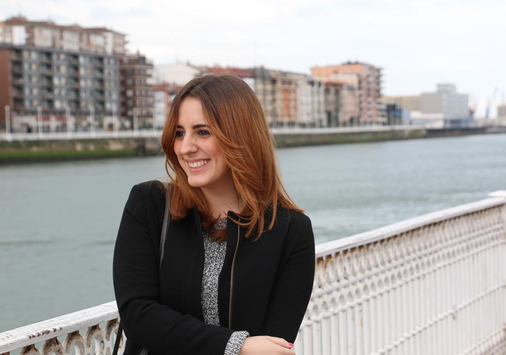 ahora aplicación de citas rubia en Bilbao