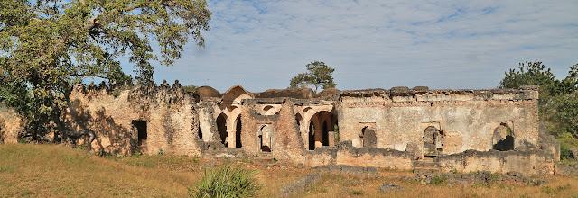Gran Mezquita de Kilwa (Tanzania)