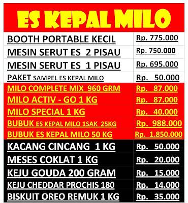 supply-bubuk-es-kepal-milo-harga-grosir