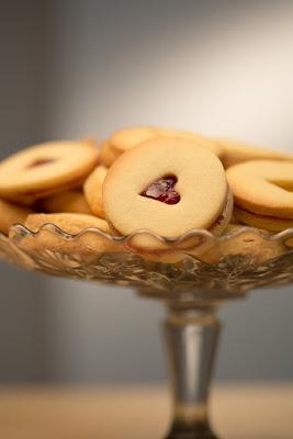 galletas de mermelada por la dulce comarca