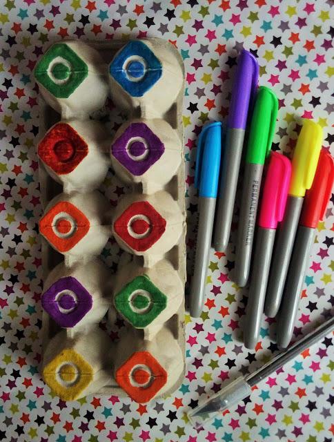 jak wykorzystac patyczki kreatywne DIY dla dzieci