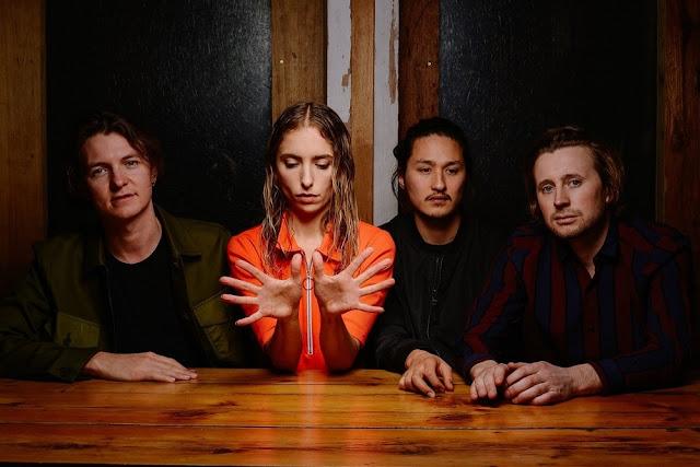 Pumarosa Unveil New Single 'Priestess'