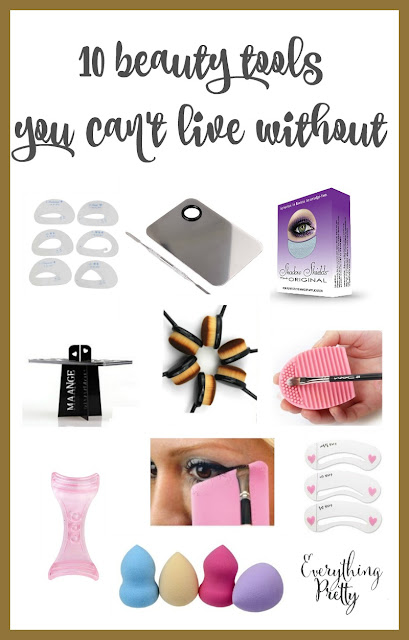 Makeup Tools You Can't Live Without