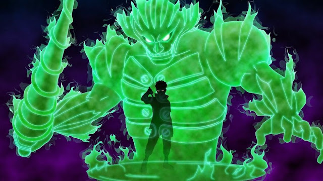 Naruto Karakter : Fakta Shisui Uchiha dan Kumpulan Foto Shisui Uchiha