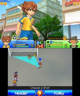 Inazuma Eleven GO 2: Chrono Stones –Thunderflash UNDUB CIA EUR
