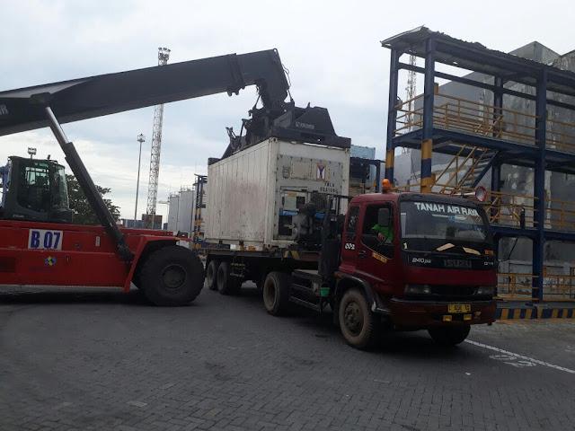 Jasa Undername Import (Export) Dan Trucking Surabaya Indonesia