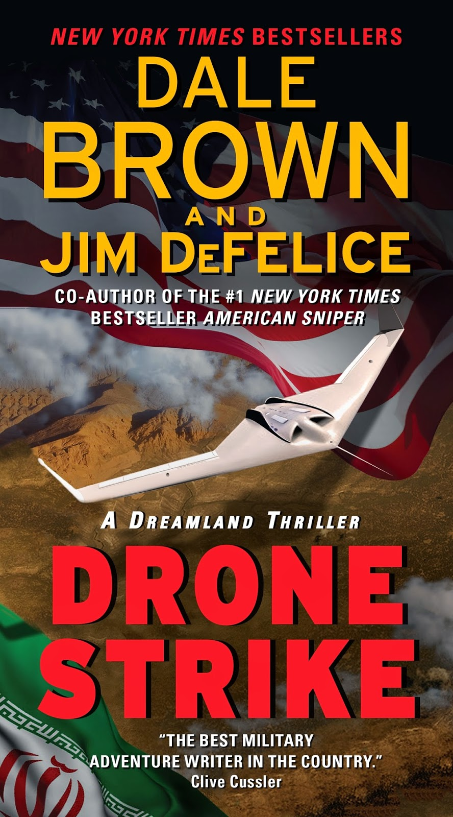 Review: Drone Strike by Dale Brown & Jim DeFelice