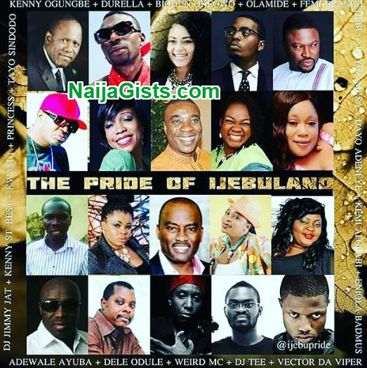 nigerian celebrities from ijebuland