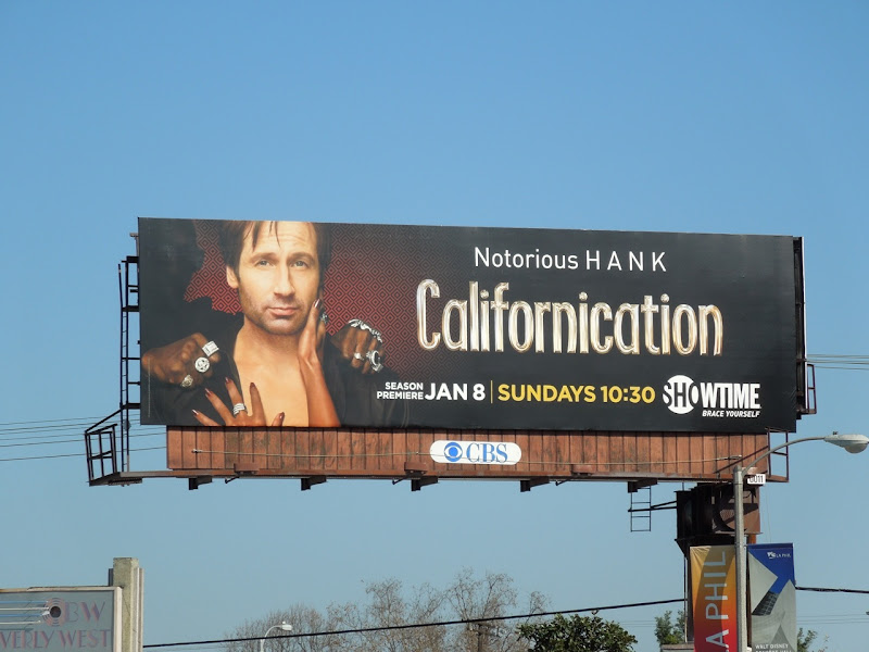 Californication season 5 billboard