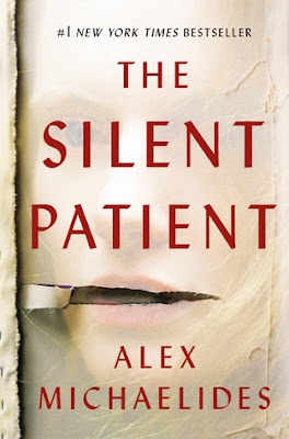 The Silent Patient, Alex Michaelides, Book Review, InToriLex