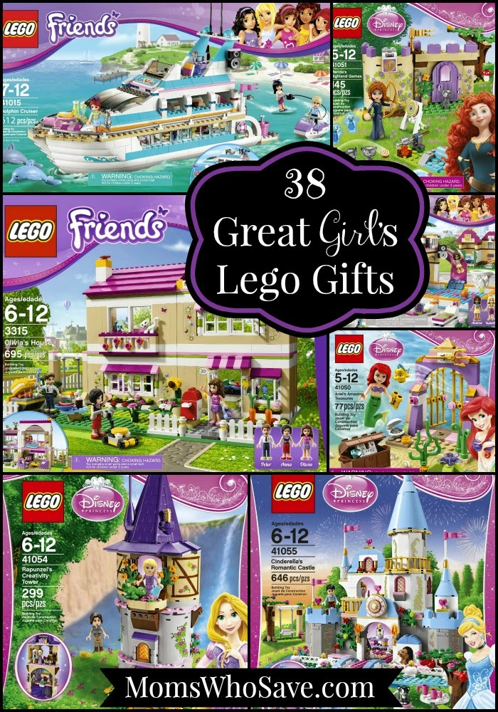 38 Great Lego Gifts for Girls!