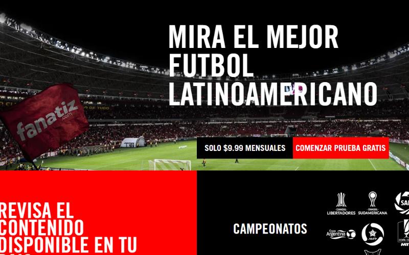 Fanatiz, el streaming oficial para ver fútbol argentino