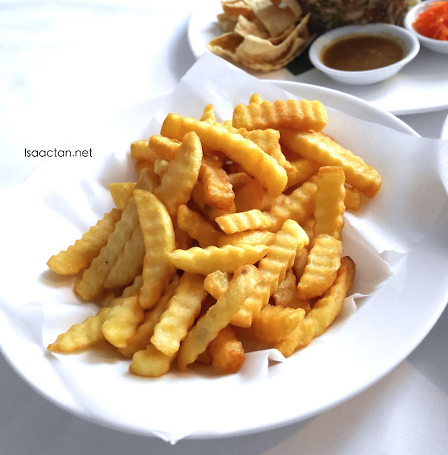 French Fries - RM7