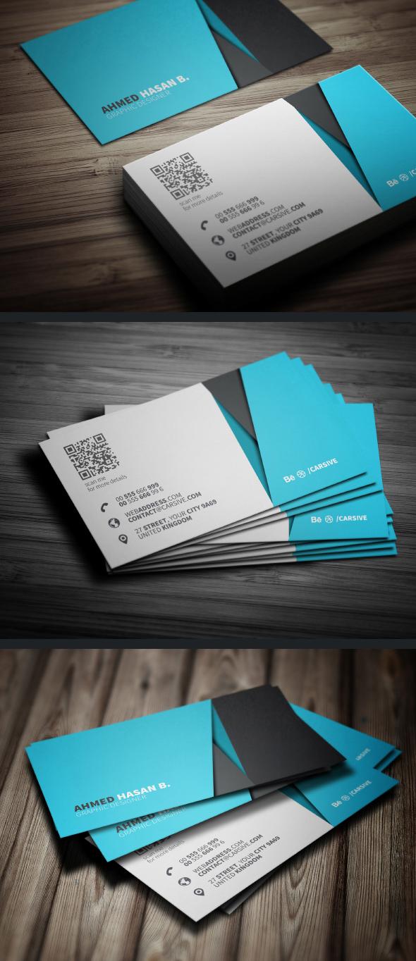 Free creative business card psd freebies psd reheart Choice Image