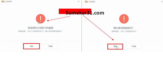 Cara Mudah Flash Xiaomi Mi 6X atau A2 Terbaru | Flashing Xiaomi