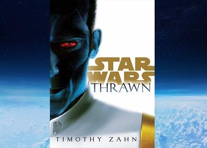 Timothy Zahn Thrawn regény bemutatás, jellemzés