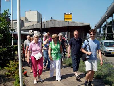 Foto's von den Ausflügen zu den Coruswerken in IJmuiden (Juni 2010), ins Ruhrgebiet (Aug. 2010) und nach Aachen (Sept. 2011)...