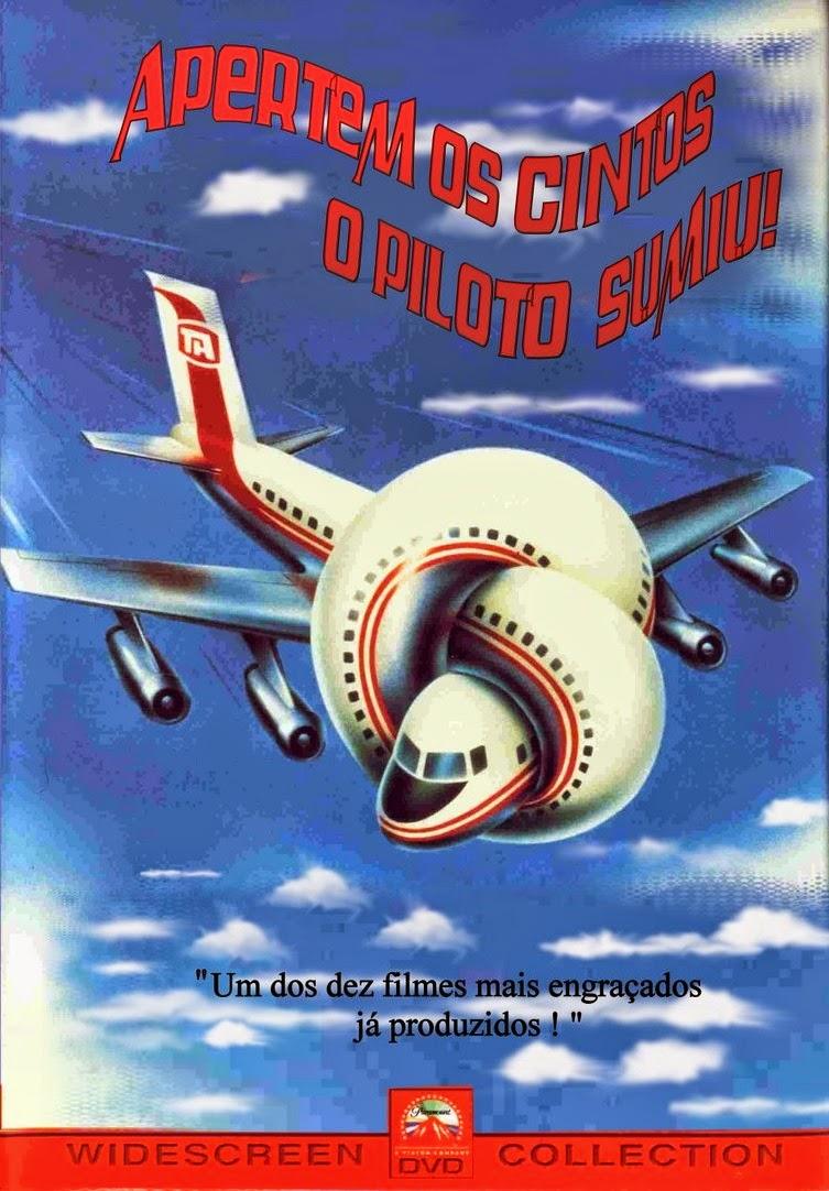 Apertem os Cintos… O Piloto Sumiu – Dublado (1980)